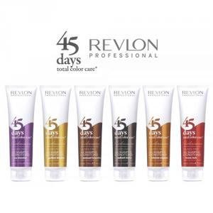 REVLONISSIMO 45 DAYS 2 IN 1 SHAMPOO + CONDITIONER 275 ML.
