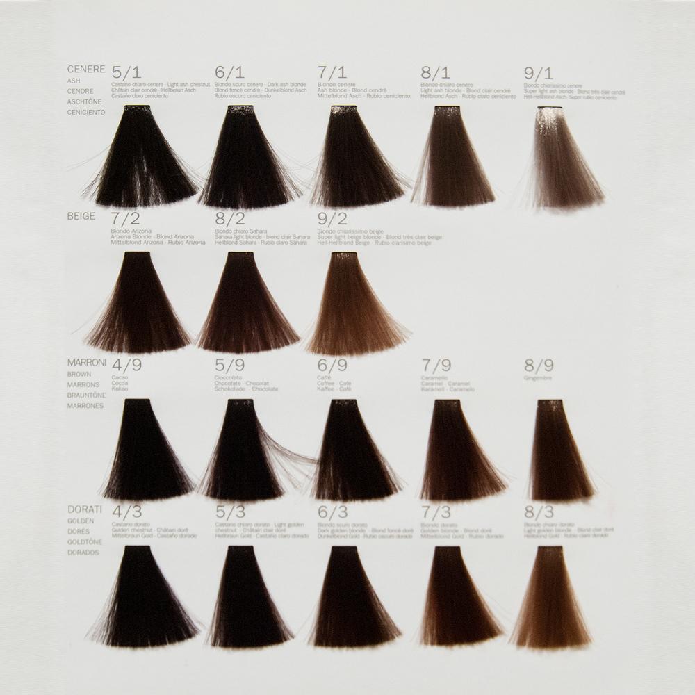 Fascinelle Crema Colorante Per Capelli 100 Ml Boutique Del